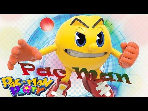Pac Man 360° video