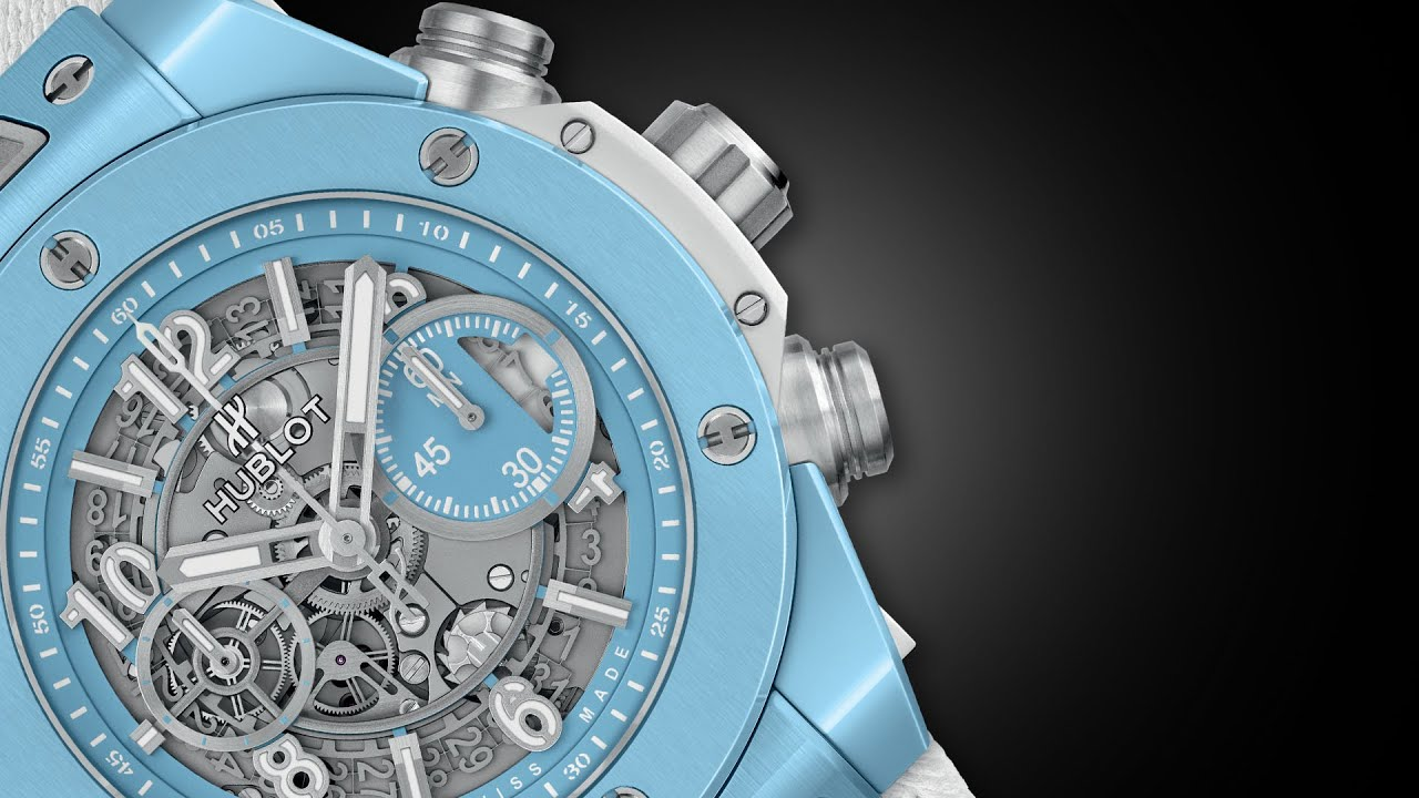 HUBLOT - BIG BANG UNICO SKY BLUE