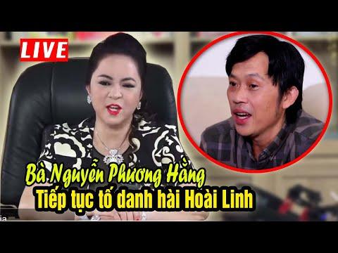 Bà Nguyễn Phương Hằng tiếp tục tố Danh hài Hoài Linh và nhiều nữa....