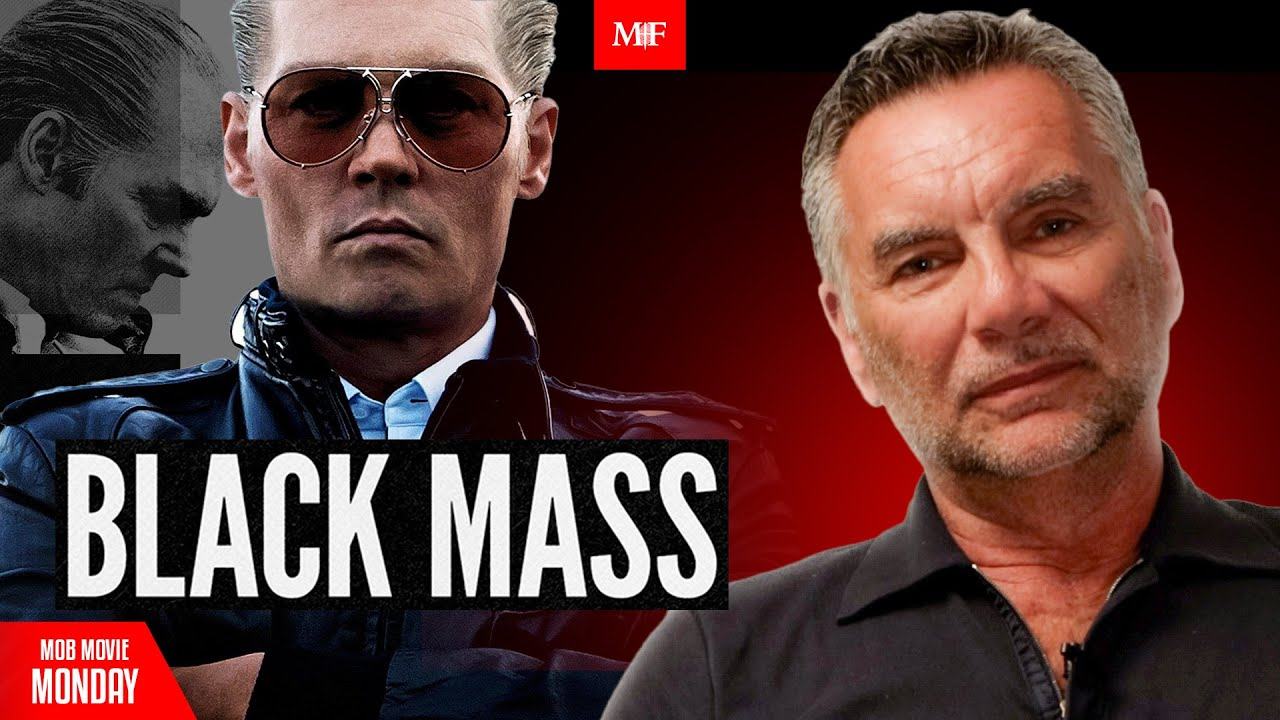 """Mob Movie Monday """"Black Mass"""" Review Starring Johnny Depp with Michael Franzese"""