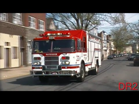 Police Cars, Fire Trucks, And Ambulance Responding Compilation Part 4
