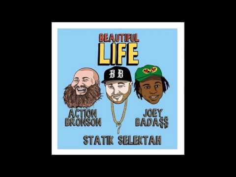 Statik Selektah - Beautiful Life Ft Action Bronson & Joey BadA$$ Instrumental