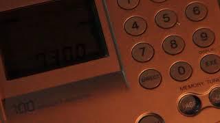 7300 kHz China Radio International – Esperanto (Kashi-Saibagh)