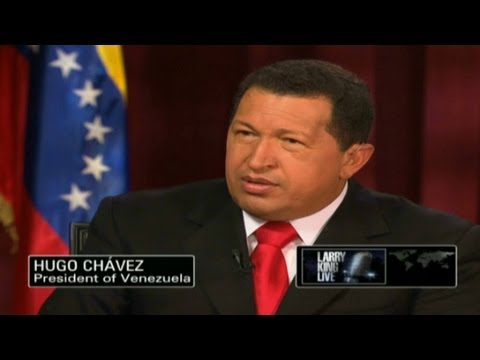 Larry King Live - 2009: Larry King interviews Hugo Chavez