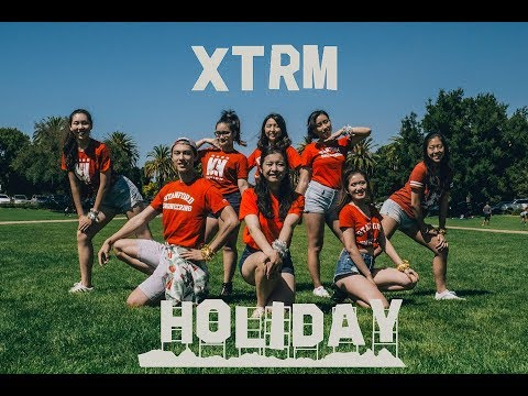"Girls' Generation (SNSD) 소녀시대 - ""홀리데이 Holiday"" DANCE COVER [XTRM Stanford K-pop]"
