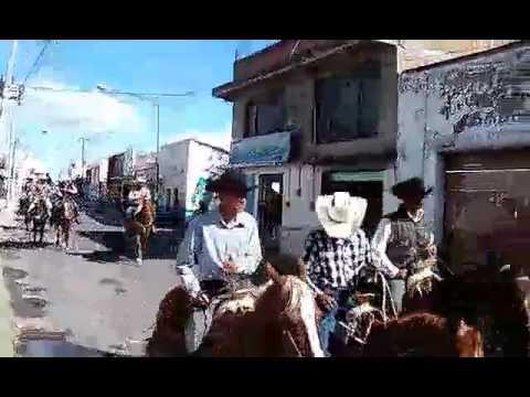 EL ALCALDE DE PÉNJAMO  JUAN JOSÉ GARCÍA LÓPEZ Y MIGUEL IRIARTE ENCABEZAN CABALGATA DE REDES DEL CAMP