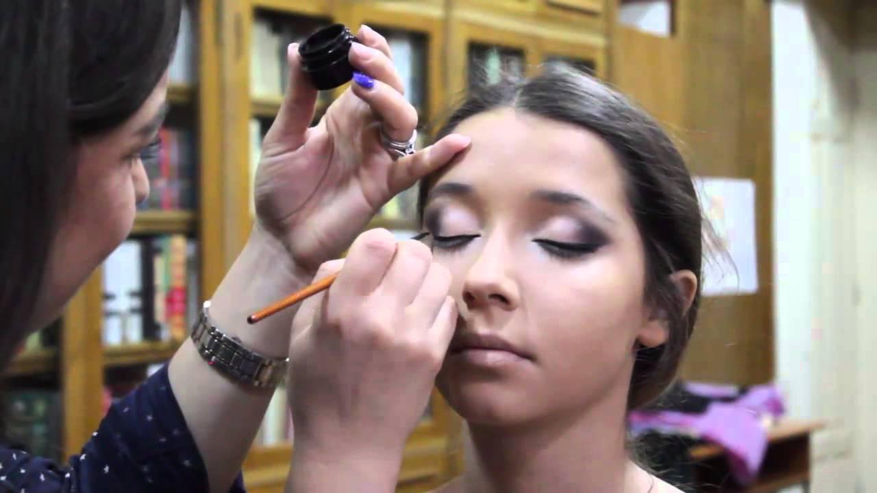 Machiaj Pentru Bal Liceul Caragiale Prom Makeup By Elena Panait