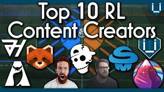 Top 10 Rocket League Content Creators of the Past Year