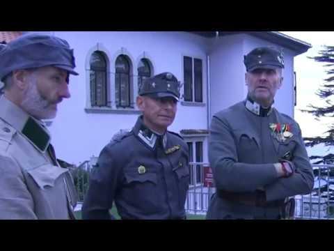 Spominska slovesnost ob 100letnici konca 1. svetovne vojne in masa za domovino 2018