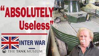 Tank Chats #95 | L1E3 Amphibious Tank | The Tank Museum