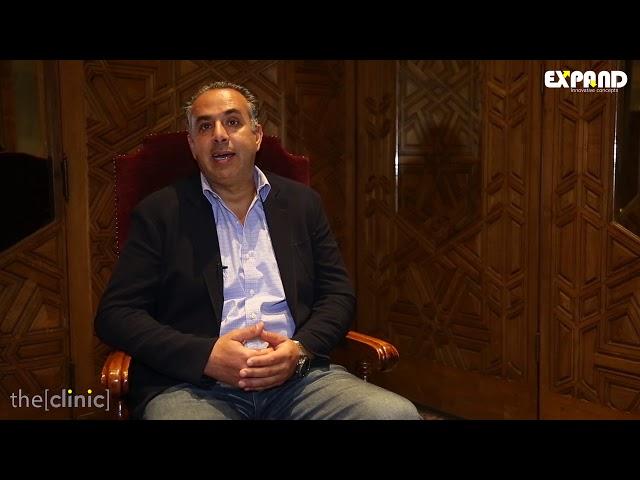 الأستاذ الدكتور أمير البربرى يتحدث عن عملية إصلاح و تجميل الأنف