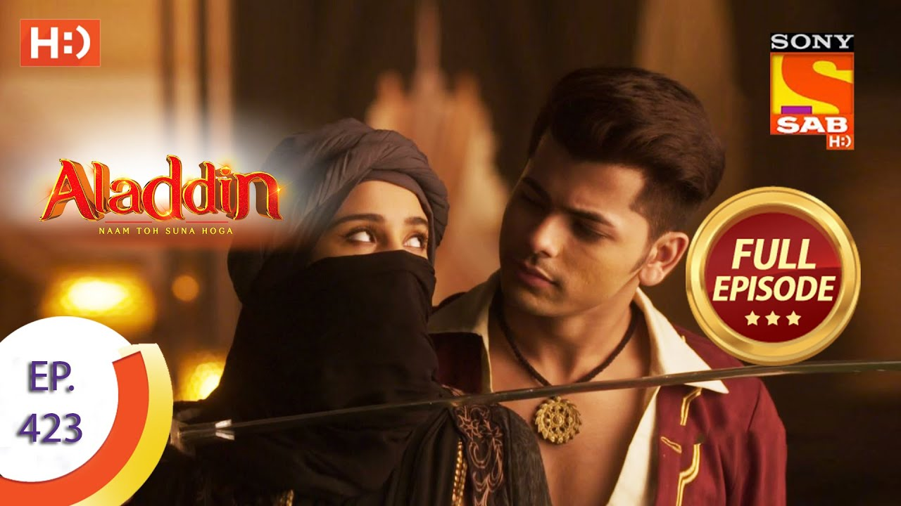 Download Aladdin - Ep 423- Full Episode - 13th July 2020