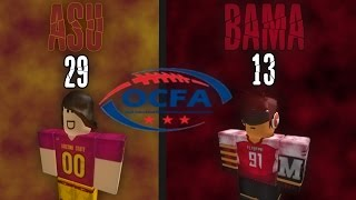 [ROBLOX] OCFA PLAYOFF HIGHLIGHTS