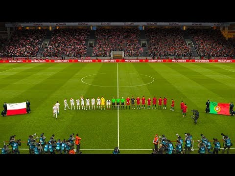 POLAND vs PORTUGAL 2-3 Nations League 11 October 2018 Gameplay
