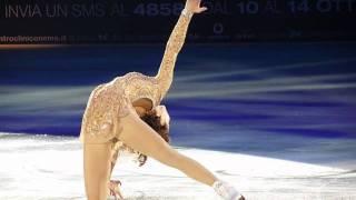 Sasha Cohen @ Golden Skate Awards 2008 + slideshow (watch in HD and fullscreen)