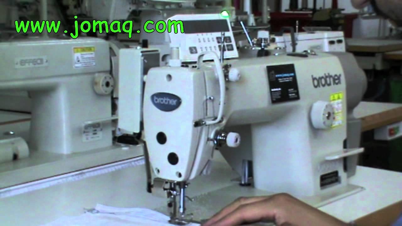 Máquina De Costura Brother Com Corte De Linha E Remate, A