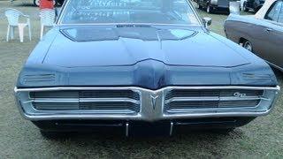 1967 Pontiac Grand Prix Hardtop Blu DayBchSpeedway032413
