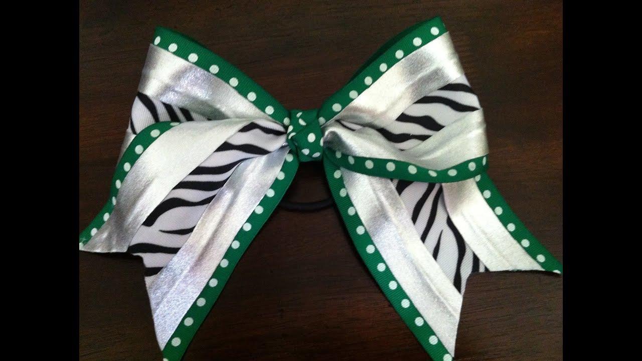 Pretty Cheer Bows