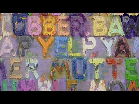 Mel Bochner at Simon Lee Gallery London