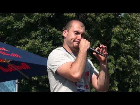 Чемпионат России по Битбоксу 2012 в Лужниках. Ролик 13.