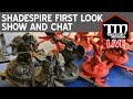 Shadespire First Look Show and Chat LIVE