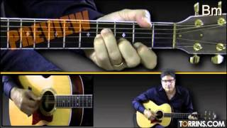 Hosanna (Ekk Deewana Tha) Guitar Lessons PREVIEW
