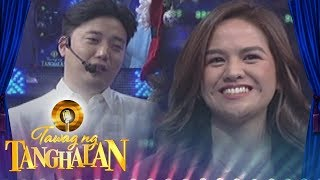 Tawag ng Tanghalan: Ryan Bang falls in love easily