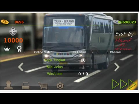 NEW!! Dr. Driving Bus Simulator Indonesia