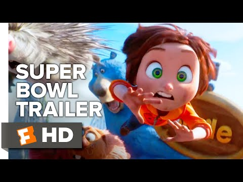 Wonder Park Super Bowl Trailer (2019)   Movieclips Trailers
