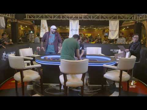 IPC - 100K High Roller - FInal Table