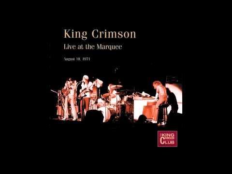 King Crimson - 21st Century Schizoid Man - Marquee (1971) SBD