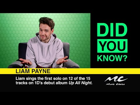 Liam Payne: Did You Know? - Поисковик музыки mp3real.ru