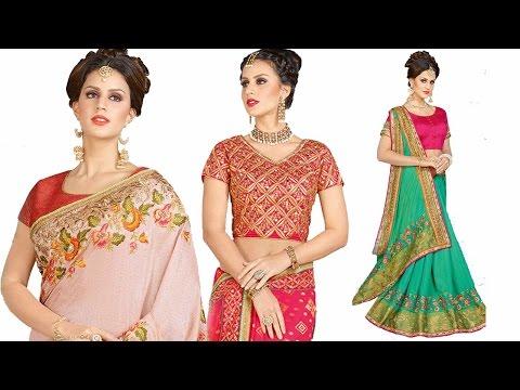 image of Designer Sarees youtube video 3