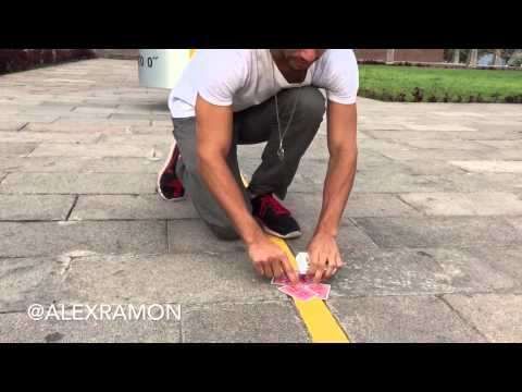 Magic Trick on the Equator!