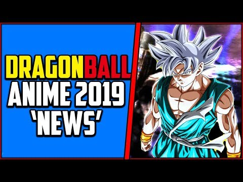 Kehrt der Dragonball Super ANIME 2019 ZURÜCK?