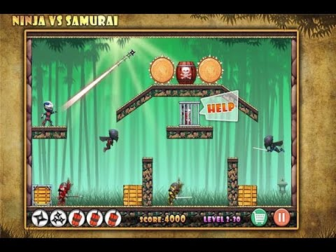 Angry Ninja Games Review And Preview 2014