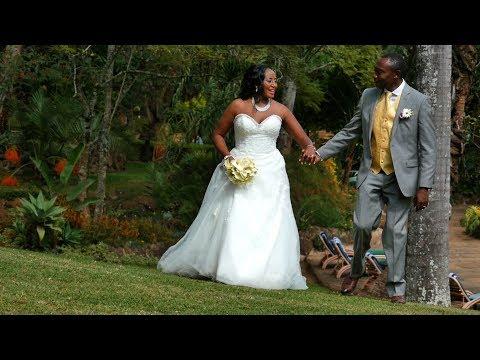 My Angel From Heaven : Felistas + James Best Kenyan Wedding