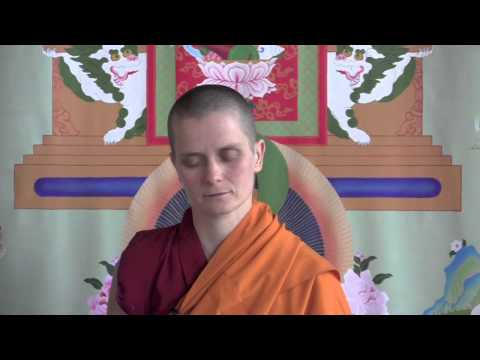 Meditation and review on love, compassion and bodhicitta