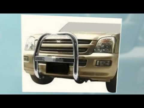 Holden Rodeo Nudge Bar 2003 2012 Youtube