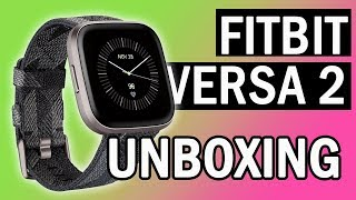 Fitbit Versa 2 special edition unboxing, set up and first impressions