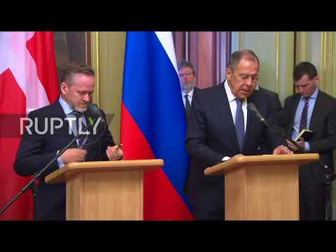 Russia: 'We wish to get back to business as usual with Russia' - Danish FM