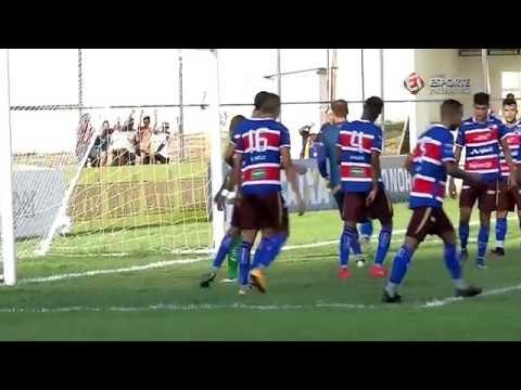 Melhores momentos Altos 1 x 1 Fortaleza - Copa do Nordeste 2017 - 05/02/2017