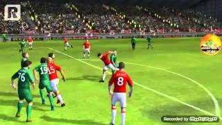 Dream league soccer 1. Bölüm penaltı boka gitti