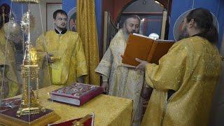 видео Великое Освящение храма