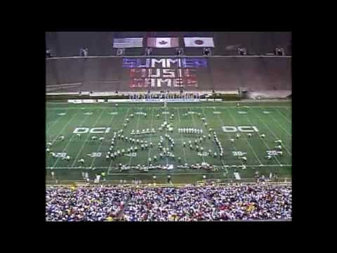 Best 1993 DCI Moments