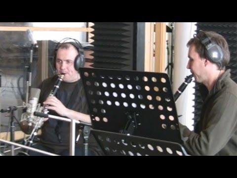 Clarinet Factory ve studiu SONO pro nové album Tata Bojs
