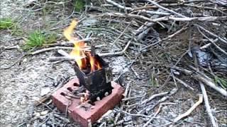 Diy Tool For Splitting Wood