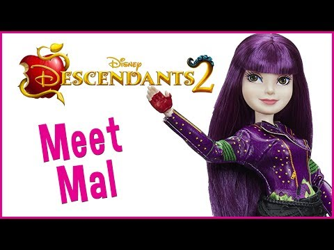 Descendants 2 Movie Mal Isle of the Lost Doll Review