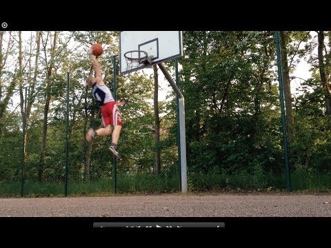 5'7'' White Kid Dunks After 6 Months Of Training