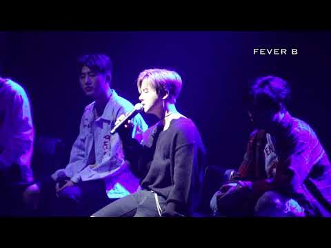 180311 iKON FANMEETING 2018 PRIVATE STAGE-꼴좋다